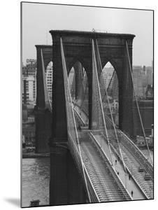 Brooklyn Bridge by Andreas Feininger