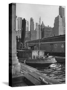Port of New York by Andreas Feininger