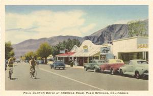 Andreas Road, Palm Springs, California