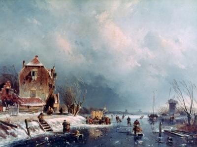 Frozen River, 1787-1870