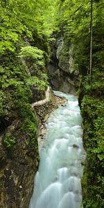 Germany, Bavaria, Garmisch-Partenkirchen, Partnachklamm (Gorge by Andreas Vitting