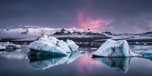 The Glacier Lagoon by Andreas Wonisch