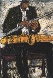 Jazz by Andrée Vézina
