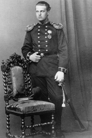 Grand Duke Alexei Alexandrovich of Russia, C1865-C1870