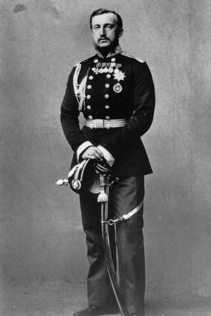 Grand Duke Nicholas Nikolaevich (The Elde) of Russia, C1860S