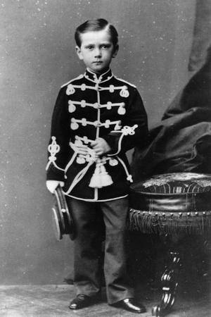 Grand Duke Paul Alexandrovich of Russia, C1864-C1867