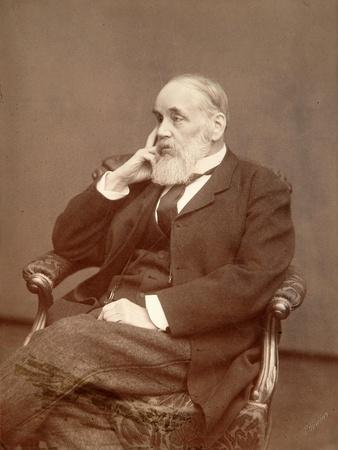 Ivan Goncharov, Russian Author, 19th Century