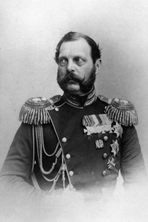 Tsar Alexander II of Russia, C1860S