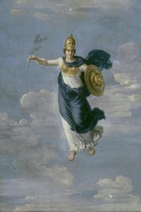 Minerva in the Heavens, 1820 by Andrei Ivanovich Ivanov