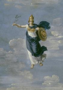 Minerva in the Heavens, 1820 by Andrei Ivanovich Ivanov