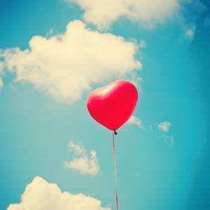 Heart Balloon by Andrekart Photography