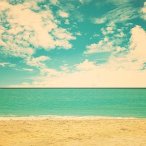 Retro Beach by Andrekart Photography