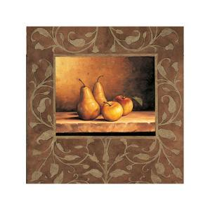 Pears and Apples by Andres Gonzales