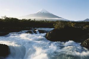 Chile, Osorno, Petrohue River by Andres Morya Hinojosa