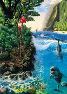 Hawaiian Island Harmony by Andrew Annenberg