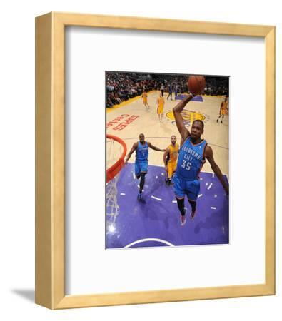 Feb 13, 2014, Oklahoma City Thunder vs Los Angeles Lakers - Kevin Durant