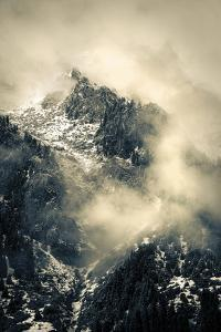 Misty Mountains by Andrew Geiger