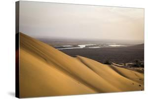 Soaring Sand Dunes by Andrew Geiger