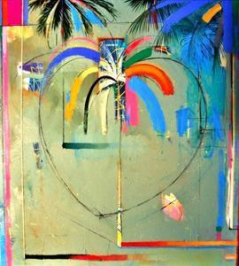 The Serendipity Peek-A-Boo Palm (Hello Freedom) by Andrew Hewkin