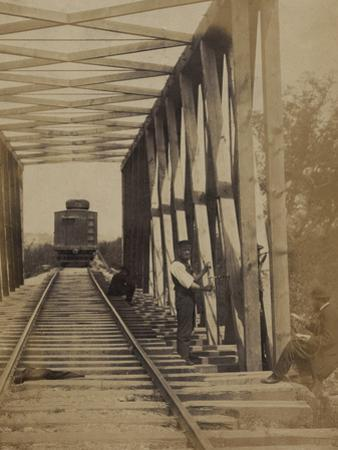 Military Railroad Operations in Northern Virginia, c.1862