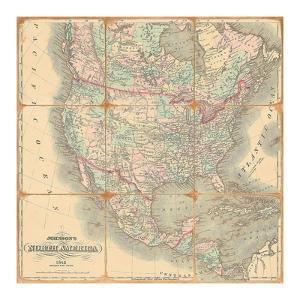 American Republic, 1842 by Andrew Johnson