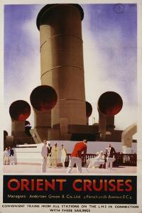 Orient Cruises (Orient Kreuzfahrten) by Andrew Johnson