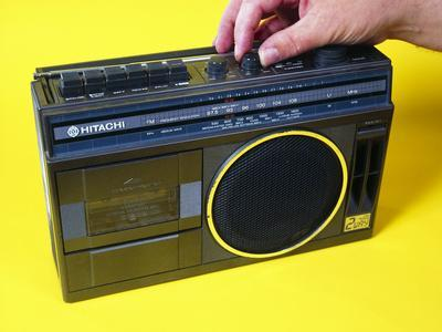 Photo of Radio Cassette Player