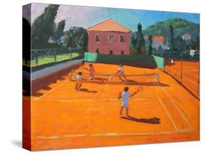 Clay Court Tennis, Lapad, Croatia, 2012