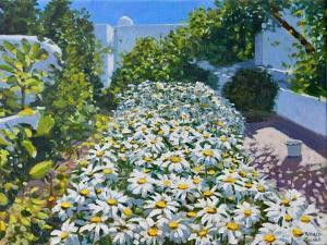 Daisies,2018 by Andrew Macara