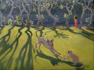 Dog and Monkey, 1998 by Andrew Macara