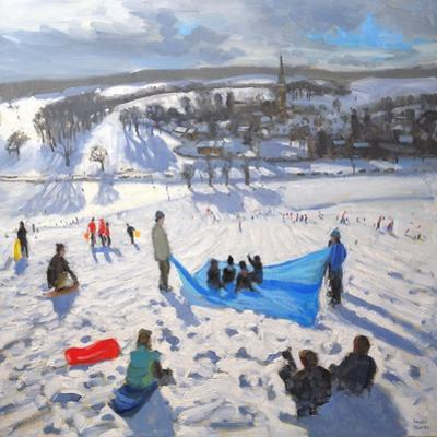 Edensor Village, Chatsworth, 2010 by Andrew Macara