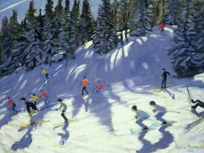 Fast Run, 2004 by Andrew Macara