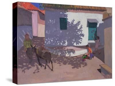 Green Door and Shadows, Lesbos, 1996