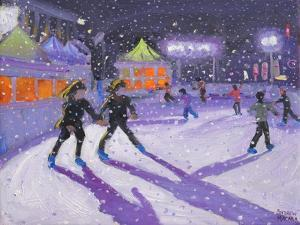 Night Skaters, Derby, 2014 by Andrew Macara