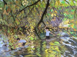 River Wye, 2008 by Andrew Macara