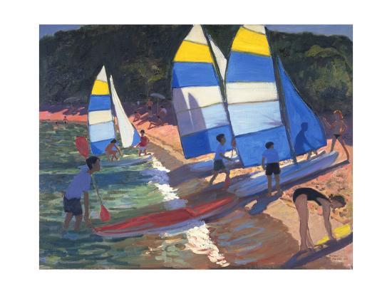 andrew-macara-sailboats-south-of-france-1995