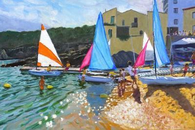 Sailing School, Calella De Palafrugall, Costa Brava, Spain, 2014
