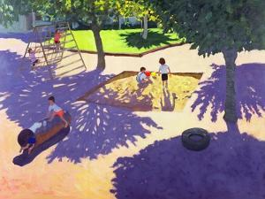 Sandpit, France by Andrew Macara