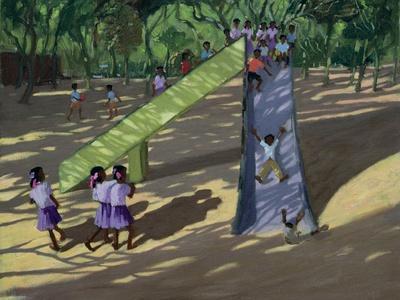 Slide, Mysore, 2001