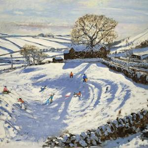 Sparrowpit, Derbyshire by Andrew Macara
