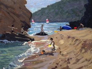Summer in Spain, 2000 by Andrew Macara
