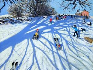 The Shadow, Derbyshire by Andrew Macara