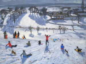 Winter Fun, Chatsworth, 2010 by Andrew Macara