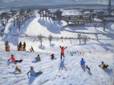 Winter Fun, Chatsworth, 2010