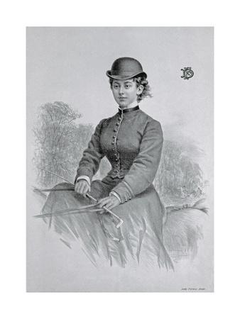 Lady Florence Dixie, Published 1877