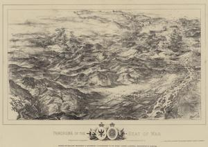 Panorama of the Seat of War by Andrew Maclure