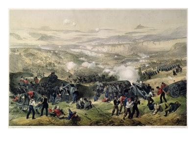 The Battle of Inkerman, 5th November 1854, 1855
