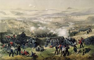 The Battle of Inkerman, 5th November 1854, 1855 by Andrew Maclure