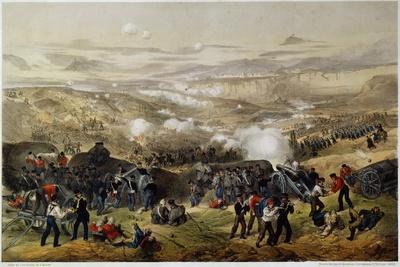 The Battle of Inkerman on November 5, 1854, 1855