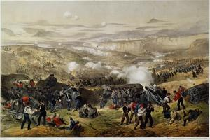 The Battle of Inkerman on November 5, 1854, 1855 by Andrew Maclure